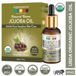 Jojoba Oil, Cold Pressed & Certified USDA Organic