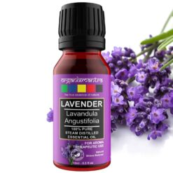 Organic Lavender oil for sleep